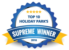 Top 10 Supreme Winner badge