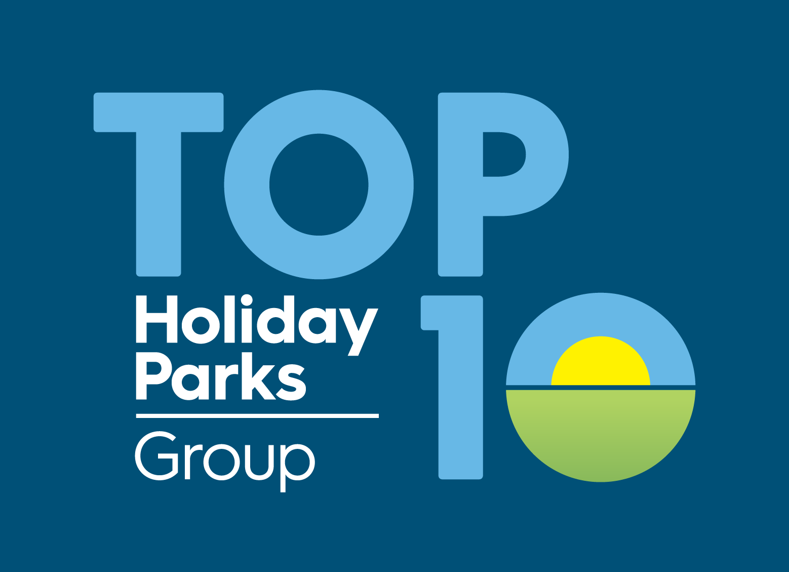 Top 10 Holiday Parks logo